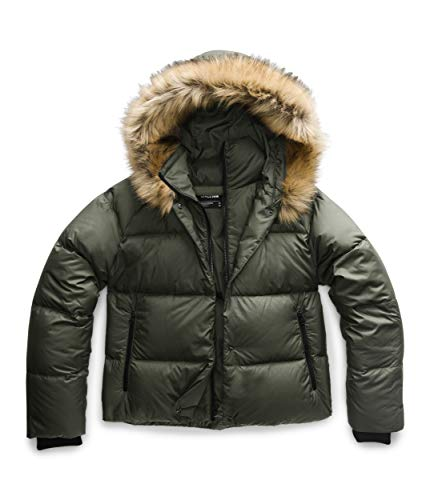 The North Face Women's Dealio Down Crop Jacket
