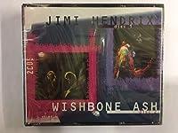 JIMI HENDRIX / WISHBONE ASH DOUBLE CD