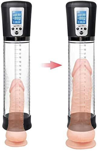 SSXX Pénis Masculin Pompe pour Augmenter La Pompe, Expandeur, Pénis Mâle Adulte Exercice Pompe À Vide Entraîneur, Augmenter Et De Prolonger La Durée du T-Shirt