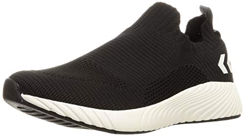 hummel Unisex-Erwachsene Reese Breaker Seamless Sneaker, Black,44 EU