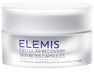Elemis Cellular Recovery Skin Bliss Capsules, Day and Night Anti-Oxidant Facial Oils, 14 Capsules by Elemis