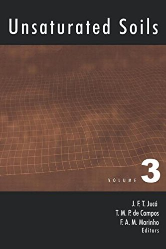 Unsaturated Soils (Volume 3): Proceedings of the 3rd International Conference on Unsaturated Soils,