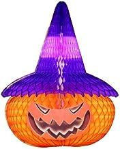 CABEÇA DE ABÓBORA 480mm Abobora decoração Halloween para ambientes escolas linguas decoração de dia das bruxas - itens par...