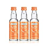 SodaStream bubly Drops Peach 3Pk, Peach, 4 Fl Oz