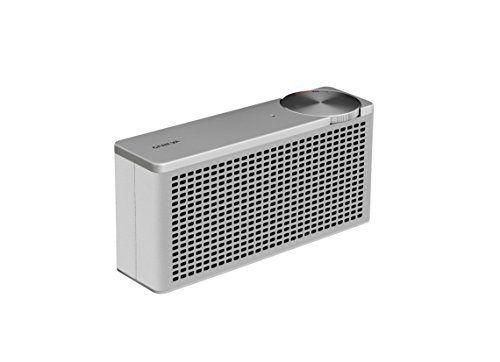 Geneva Touring XS Tragbarer Bluetooth Lautsprecher- weiß