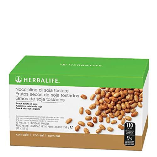 Herbalife - Frutos Secos de Soja Tostados 12 x 21,5 g
