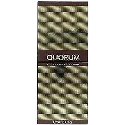 Antonio Puig Quorum Eau de Toilette - 100 ml