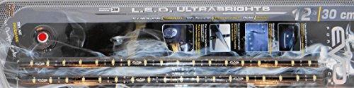 BANDE LED ULTRABRIGHT 30CM - 6500K BLANC PURE - 2PCS