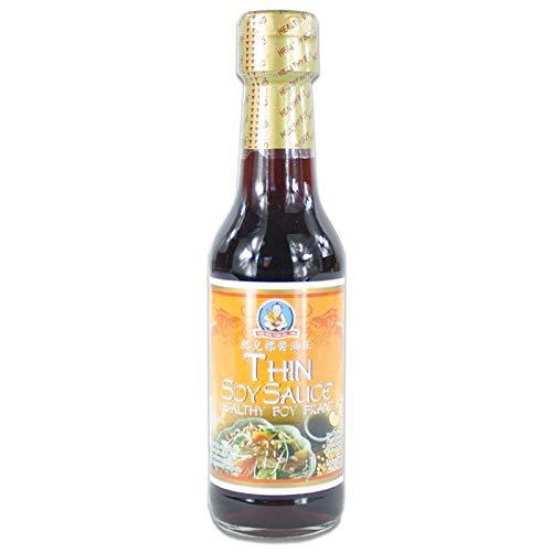Salsa de soja ligera - 250 ml
