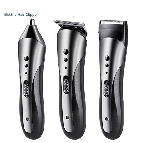 Mannen Electric Hair Clipper Professionele Trimmer Baard oplaadbare tondeuse Male Barber Shop Barber Machine HAOSHUAI