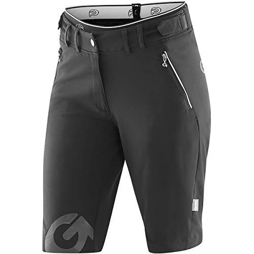 Gonso - Radsport-Shorts für Damen in schwarz, Größe 48