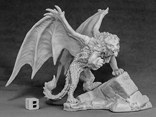 Pechetruite 1 x MANTICORE - Reaper Bones Miniatura para Juego de rol Guerra - 77577