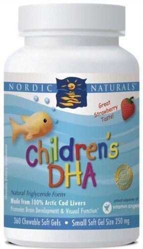 Nordic Pure Nordic Naturals - Children's Dha, 360 Softgels