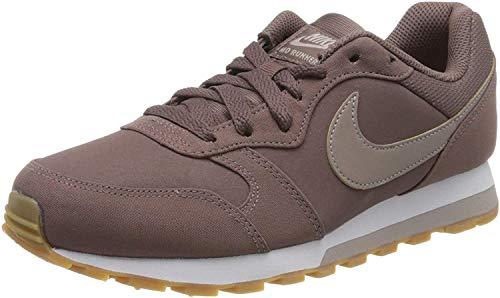 Nike Damen WMNS MD Runner 2 SE Laufschuhe, Mehrfarbig (Pumice/Gum lt Brown 203), 36 EU