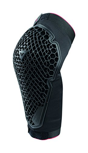Dainese Trail Skins 2 Elbow Guard Coderas MTB, Hombre, Negro, XL