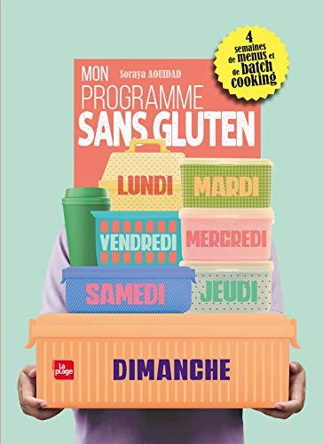 Mon programme sans gluten