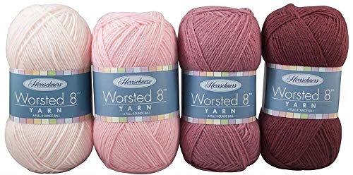 Herrschners Worsted 8 Gradient Yarn Pack