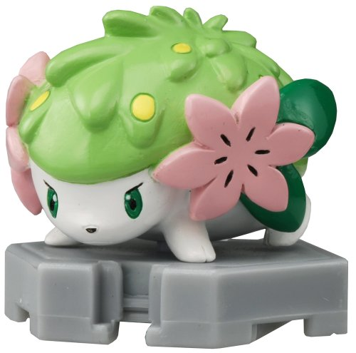 Pokemon Diamond & Pearl Moncolle Plus - Shaymin (P-37) 1