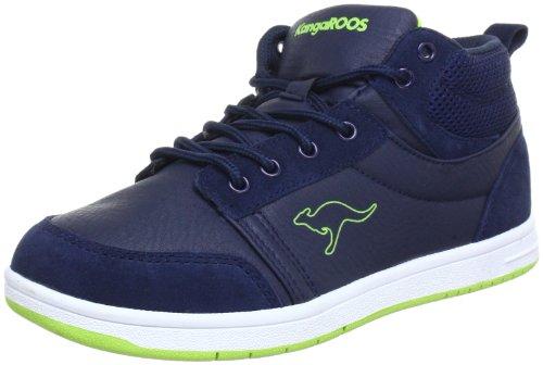 KangaROOS Skye 1131A - Zapatillas de Deporte para niño, Color Azul, Talla 37