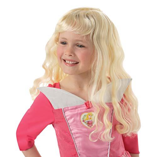 Rubie's-déguisement officiel - Disney- Déguisement Perruque Aurore- I-9905