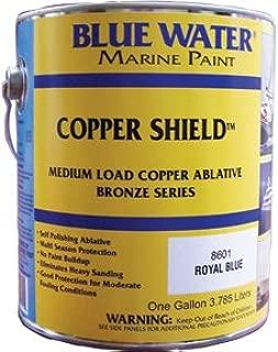 blue water copper shield 45