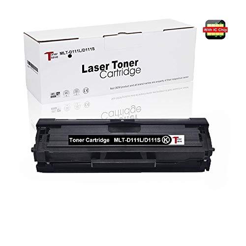 TonerSave kompatible zu MLT-D111S MLT-D111L Für Samsung Xpress SL M2020 M2020W M2022 M2022W M2070 M2070W M2070F M2070FW M2026W Drucker Schwarz 1-Pack