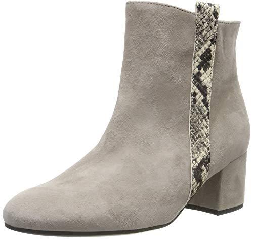 Gabor Shoes Damen Basic Stiefeletten, Braun (Visone/Beige 12), 38 EU