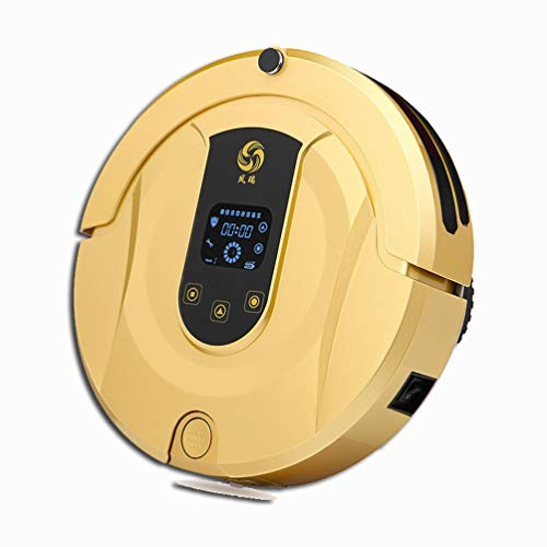Save %41 Now! Robot Vacuum Cleaner Path Planning Quiet, Self-Charging Power Suction Sweeping Robotic...