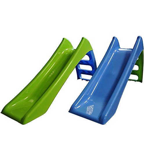 Mandelli EJ-5907442110500 Kunststoff 3 Stufen 116 x 36 x 62,5 cm mit Wasseranschluss Rutsche 292, Mehrfarbig
