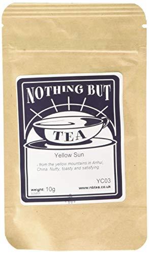 Nothing but Tea Yellow Sun Yellow Tea Pouch, 10 g