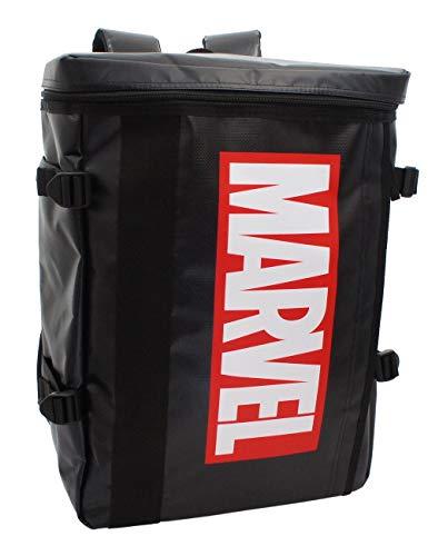 マーベル バックパック ボックスデイパック MV-MBBK55 BK/RD