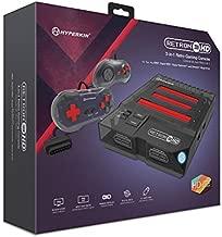Hyperkin RetroN 3 HD 3-in-1 Retro Gaming Console for NES, Super Famicom, and Genesis/ Mega Drive (Space Black) - Sega Genesis