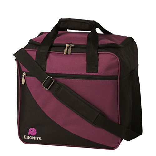 Ebonite Basic Single Bowling bag-多くの色