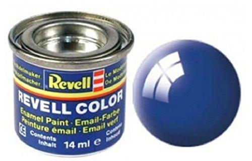 Revell 14 ml Emaille-Farbe (blau-glänzend).