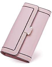 [ボスタンテン]BOSTANTEN 財布 レディース 二つ折り 長財布 本革 大容量 うすい おしゃれ