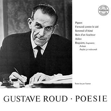 Gustave Roud: Poésie