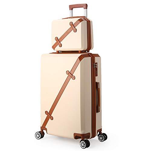 Yinglihua Travel koffer Draagbare Rotatie Set Licht En Lock Harde Shell Reizen Bagage Trolley Case Kolom Stille Rotator Multi-directionele Vliegtuigen Boarding Geschikt voor weekendje weg