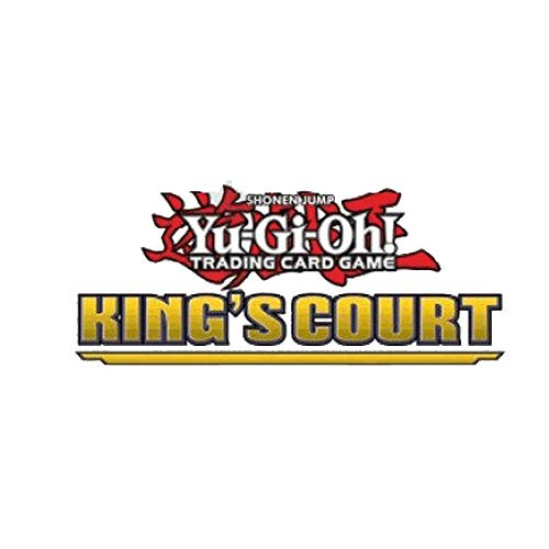 YuGiOh King's Court Booster Box