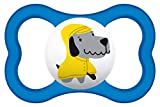 MAM - Chupete Air - 18 meses - Silicona - Pack de 2 chupetes y caja de esterilización - Color aleatorio