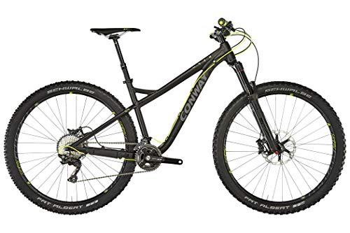 Conway MT 929 Herren Black matt/Lime Rahmengröße 44cm 2018 MTB Hardtail