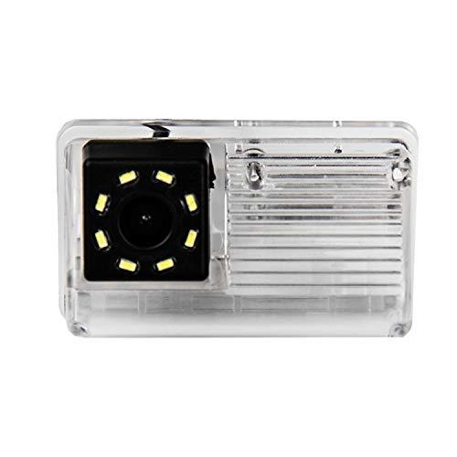 Rückfahrkamera in Kennzeichenleuchte Einparkhilfe Fahrzeug-spezifische Kamera für Toyota Corolla Verso 2004 2005 2006 2007 2008 2009 2010 2011