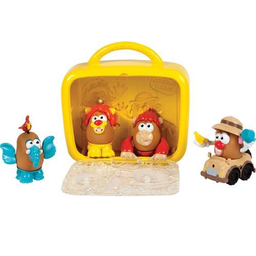 Mr. Potato Playskool Selva en Maleta (Hasbro A4598E24)