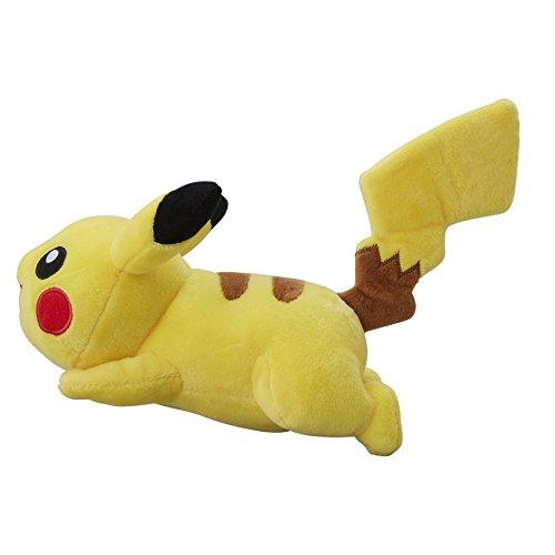 Pokemon-Center Original-Plüsch-Puppe Laufen Pikachu Plüschtiere (Pokemon Sun Moon / Pokemon Go)