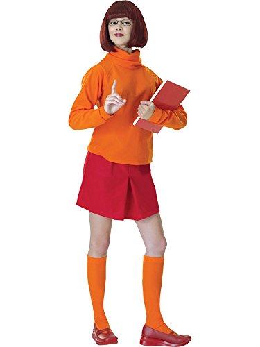 - Scoobydoo Velma Erwachsenen Kostüme