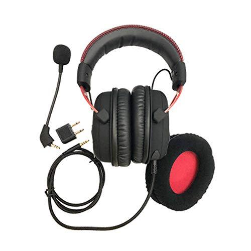 Casque de Jeu, HD Microphone Casque de Jeu, Casque Dolby 7.1 Surround Sound, Fonctionne avec PC, PS4, PS4 Pro, Xbox One, Beexcellent Casque de Jeu pour PS4