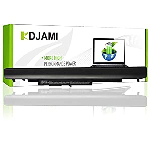 KDJAMI Batería de Repuesto HSTNN-LB6V HSTNN-LB6U 807957-001 HS04 HS03 807956-001 TPN-C125 TPN-C126 para HP 807612-421 807956-001 TPN-I119 HP 250 255 240 245 G4 (14,8V 41Wh Li-Ion) (HS04)