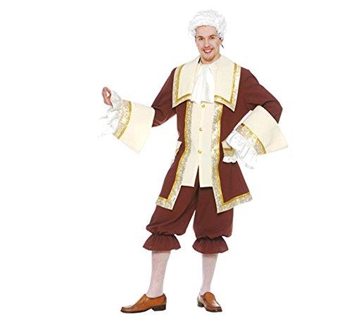 Guirca Disfraz de Marques - Hombre, L