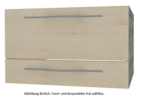 PELIPAL Solitaire 6110 Waschtischunterschrank/WTUSL 02 / Comfort F/B: 80 cm