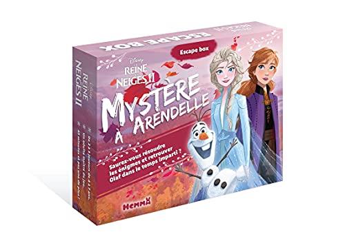Escape Box Disney La Reine des Neiges II : Mystère à Arendelle: 1