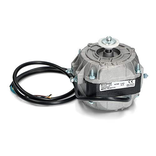 Moto Ventola Frigorifero Banco Frigo 16 Watt Pentavalente